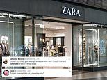 Zara promises all its clothes will be 100 per cent sustainable by 2025