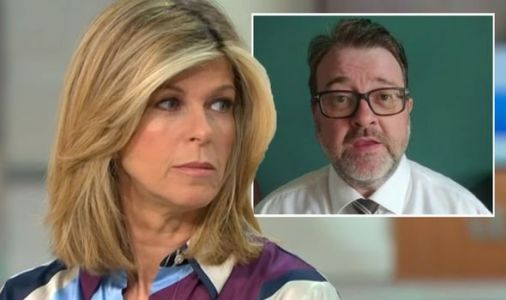 Ben Shephard fights back tears as he shares update on Kate Garraway's husband Derek