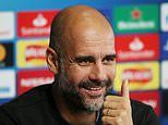 Manchester City 'set to offer Pep Guardiola new contract to keep him beyond the end of next season'