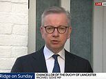 Michael Gove says coronavirus tests have FINALLY hit 10,000 a day