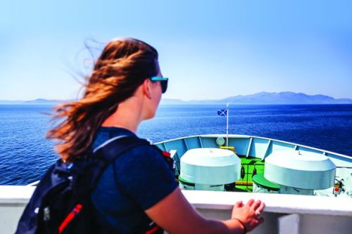 Step aboard a CalMac ferry voyage of discovery