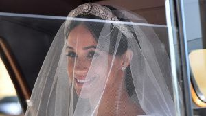 The real story behind Meghan Markle's wedding tiara drama
