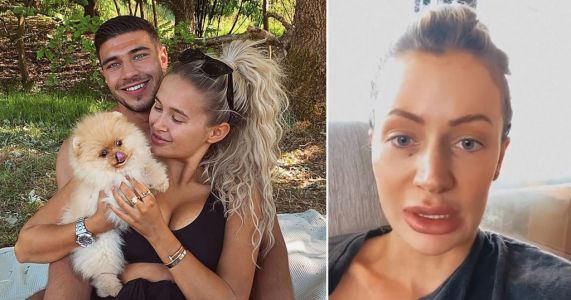 Olivia Attwood says Molly-Mae Hague and Tommy Fury were 'conned' after puppy dies