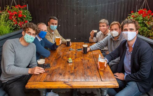 Do I have to wear a face mask in pubs? The new rules for bars and restaurants