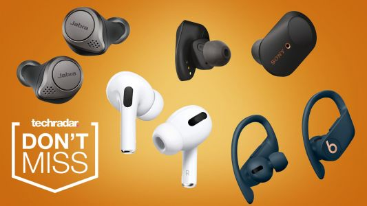 Black Friday headphones deals: today's best wireless earbuds discounts