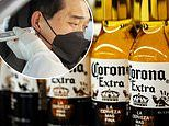 Coronavirus fear sparks boycott of Corona BEER as survey finds 38% say they won't drink the lager