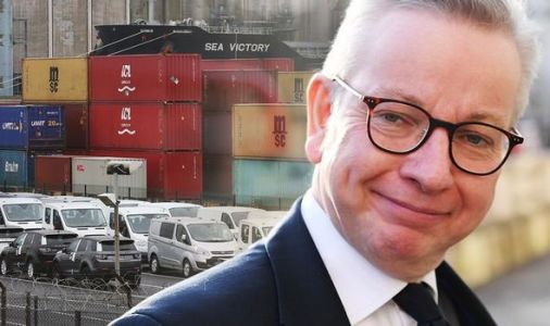 Brexit masterplan: Gove handed perfect solution to Kent truck crisis - Liverpool the key