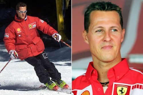 Ghoulish photos of Michael Schumacher inside his home touted for £1million