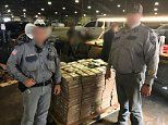 Cocaine worth $18M is discovered inside shipment of bananas donated to Texas prison system