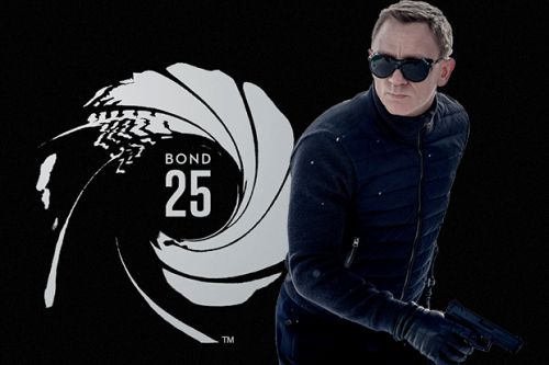 When is the new Bond film released? What's the title, who is in the cast, and is it Daniel Craig's last movie as 007?