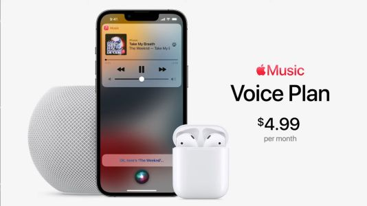 Apple Music Voice Plan: everything we know