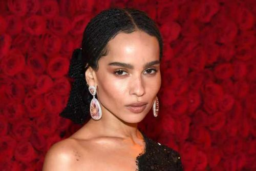 Zoe Kravitz cast as Catwoman in upcoming The Batman