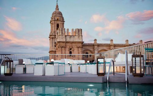 The most romantic hotels in Malaga for a seductive stay in this vibrant seaside city