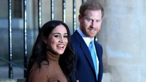 Meghan Markle is reportedly in talks to partner with big fashion brands