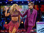 Strictly Come Dancing stars Tom Fletcher and Amy Dowden test positive for COVID-19