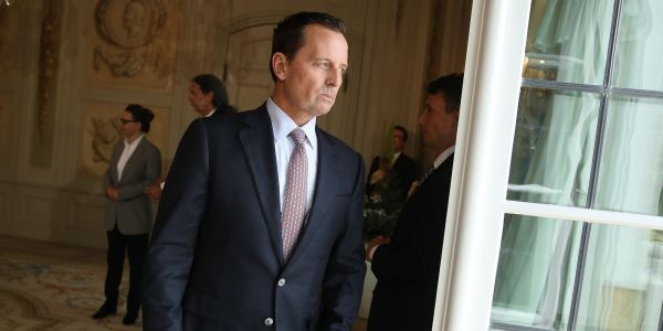 Trump named US Ambassador to Germany Richard Grenell as acting director of national intelligence