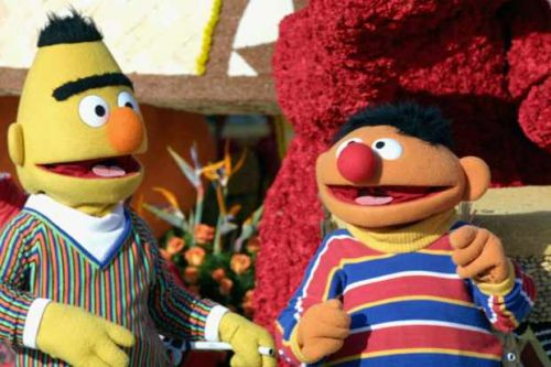 Sesame Street producers deny writer's claims that Bert and Ernie are a gay couple