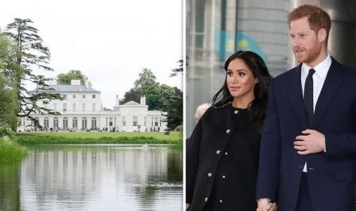 Meghan Markle and Prince Harry to spend £50,000 soundproofing their new Windsor home