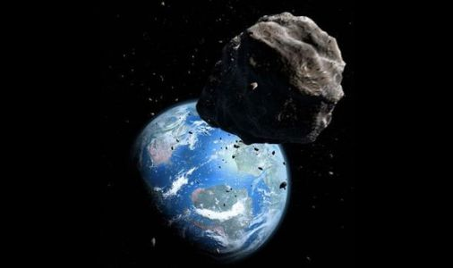 Asteroid alert: NASA tracks a 656FT rock heading towards Earth this week - Will it hit?