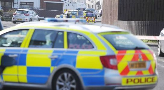 Man charged after police cars rammed in Co Armagh incident