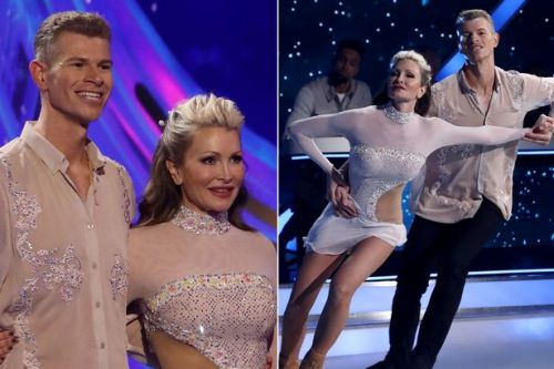 Dancing On Ice's Caprice and Hamish Gaman 'part ways' ahead of live performance