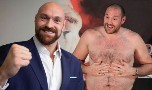 Tyson Fury health: 'I wanted to die on a daily basis' Boxer opens up on health battle