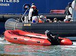 Another 80 migrants are picked up in SEVEN boats