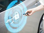 Keyless technology sparked a sharp rise in theft of luxury cars, new figures reveal