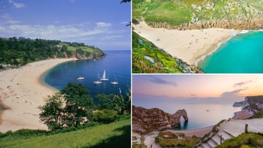 These are the most beautiful beach destinations in the UK