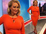 Why fans are going WILD over this photo of weather presenter Jane Bunn
