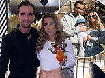 Dani Dyer 'vows to stand by her boyfriendSammy Kimmence' after he pleads guilty to fraud