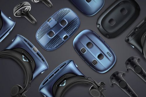 HTC Vive Cosmos Play, Cosmos Elite and Cosmos XR headsets added to VR range, plus faceplates to upgrade