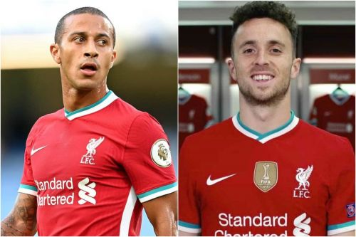 """""""Pressing monster"""" Jota and """"solution"""" Thiago - Lijnders praises Liverpool's new signings"""