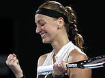 Petra Kvitova beats Danielle Collins to reach Australian Open final