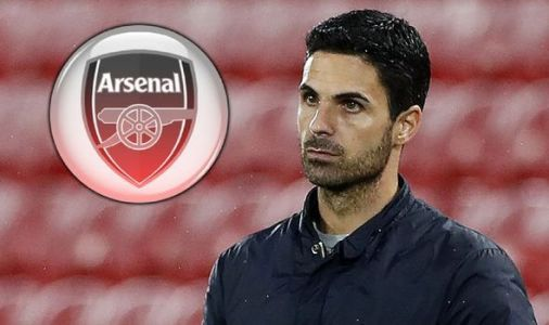 Arsenal boss Mikel Arteta teases Houssem Aouar or Thomas Partey move after Liverpool loss