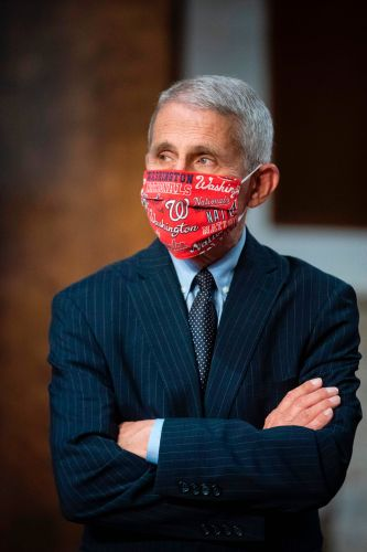 Fauci: 5 science-backed reasons you should keep your mask on at all times during the pandemic - even at dinner