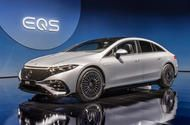 2021 Mercedes-Benz EQS tops brand's new EV family