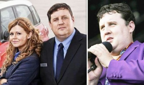 Peter Kay: Car Share star's savage take on 'subtle romance' with Sian Gibson exposed