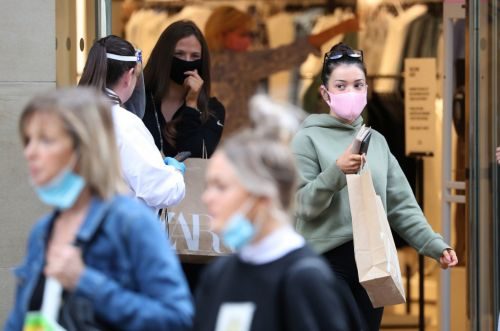 Coronavirus news live: UK death toll reaches 44,830 and face coverings to be made compulsory in shops in England from next week
