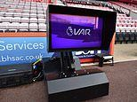 Referees ordered not check VAR screens during matches after difficult introduction to Premier League