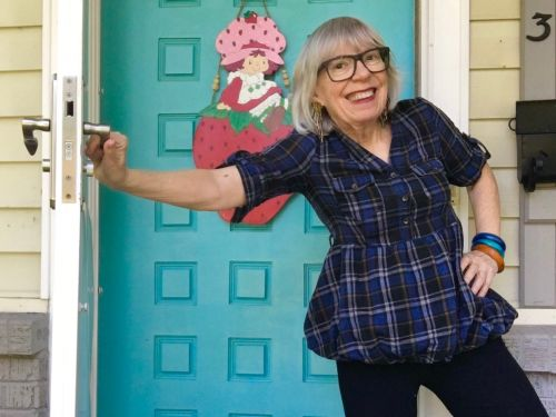 The artist behind the iconic Strawberry Shortcake and Care Bears on creating from home, how she comes up with new characters, and her love of social media