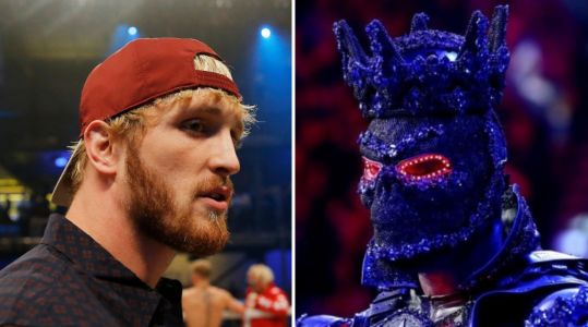 Logan Paul mocks Deontay Wilder's bizarre costume excuse after Tyson Fury defeat