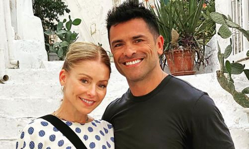 Kelly Ripa and husband Mark Consuelos' beach date has fans saying the same thing