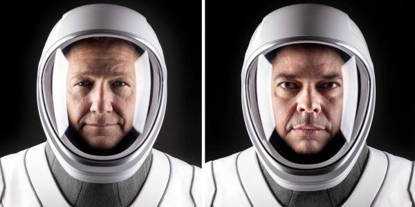 Meet Doug Hurley and Bob Behnken, 2 'badass' astronauts, engineers, and dads who are poised to make history for SpaceX, NASA and the world