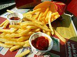 McDonald's is giving out FREE chips on Friday to customers who order via its app