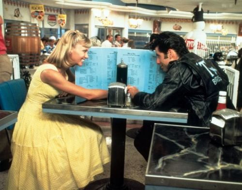 Olivia Newton-John And John Travolta Recreate Their Grease Looks For Fan Sing-A-Long