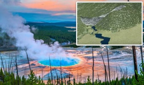 Yellowstone: Terrifying animation shows how 7.5 magnitude earthquake 'unleashed' on park