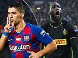 Inter Milan need to beat Barcelona in San Siro glamour tie to make sure of Champions League progress