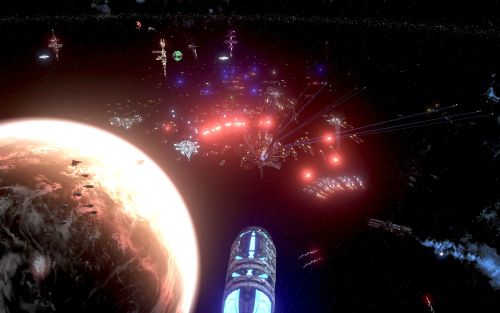 Space RTS game AI War 2 gets massive update ahead of another expansion