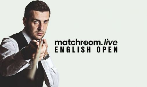 Snooker - today's matches: Every match, timings and full schedule for English Open